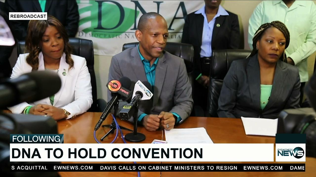 DNA interim leader blasts govt.