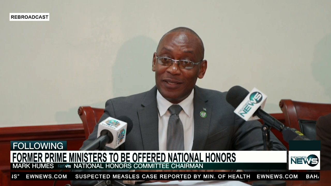 Former prime ministers to be offered national honours again