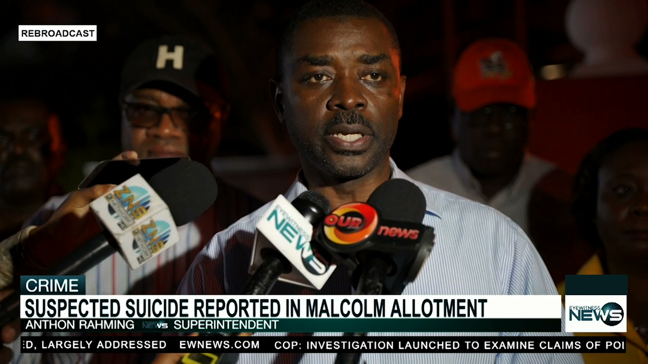 Police continue to investigate suspected suicide