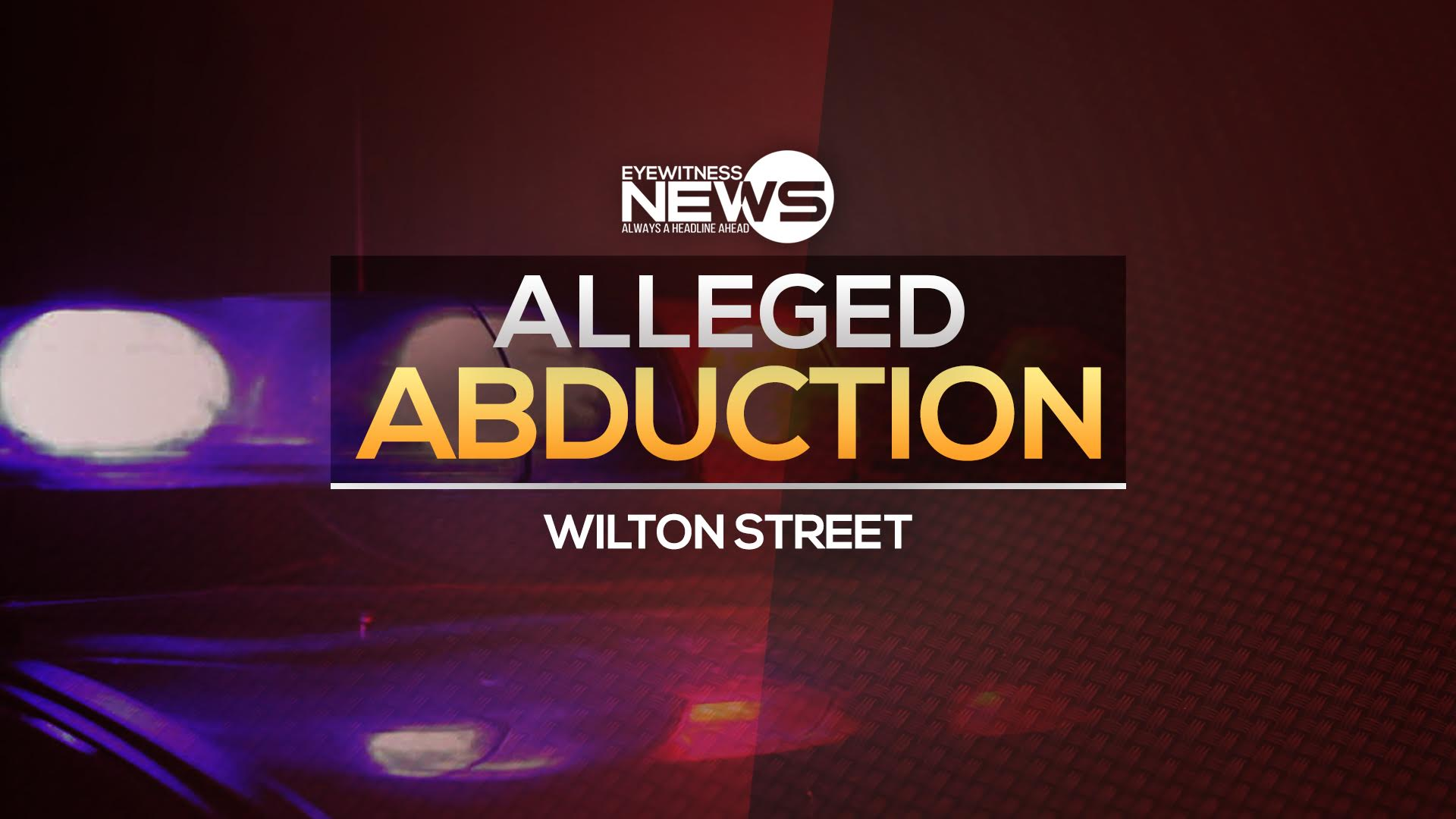 Six-year-old girl abducted from home