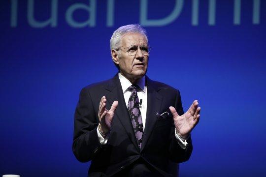 'Jeopardy!' host Alex Trebek says he has pancreatic cancer