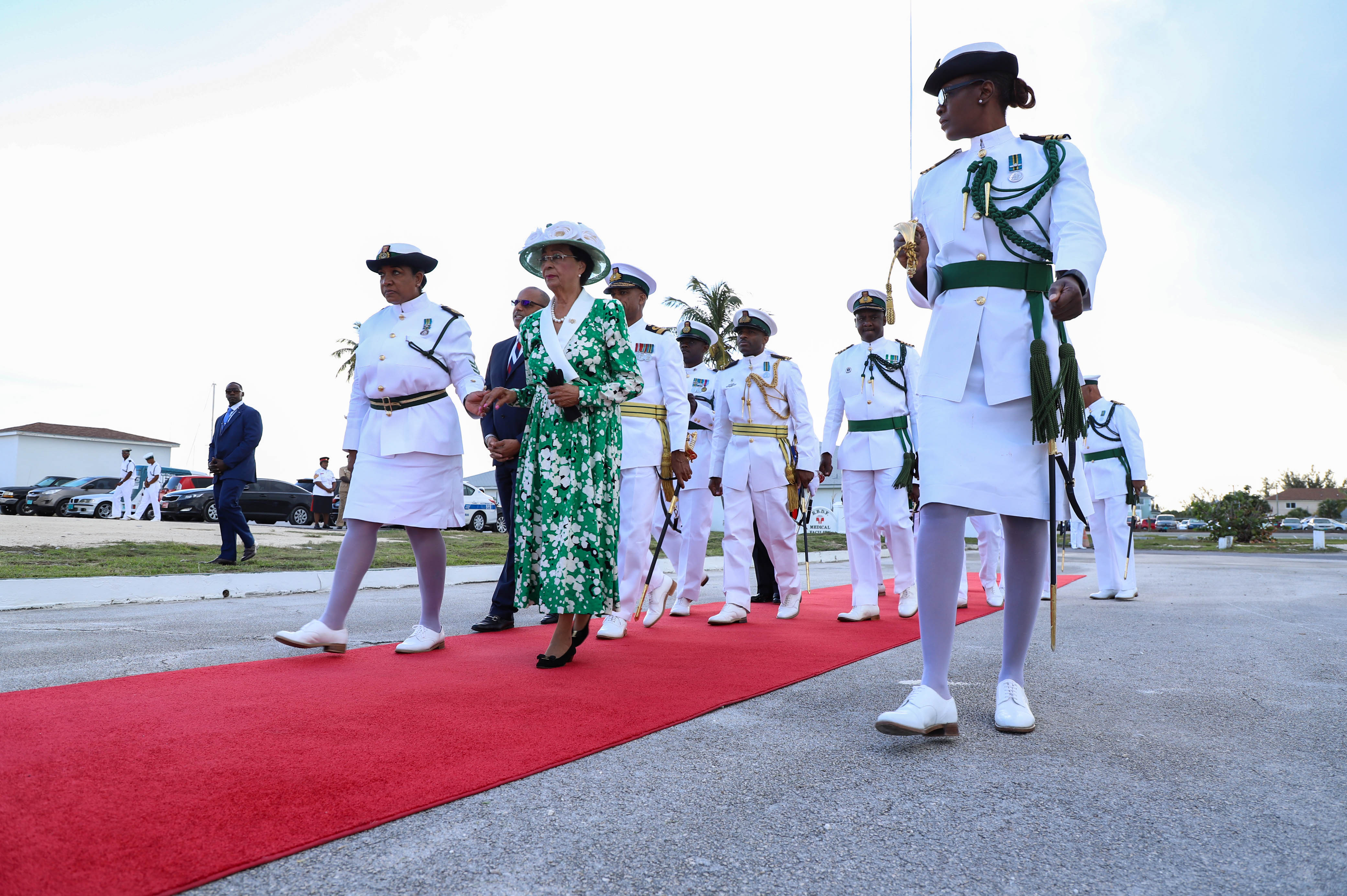 RBDF holds annual Governor General divisions