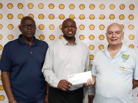 Sun Oil Limited donates to a good cause