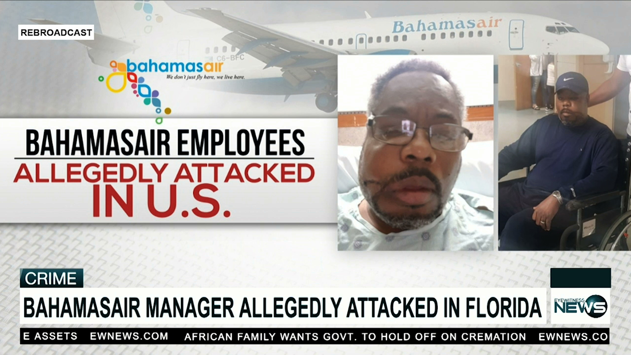 Bahamian allegedly attacked while in Florida