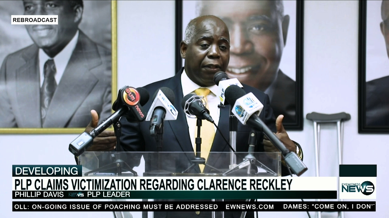 PLP alleges ACP Reckley was forced to retire