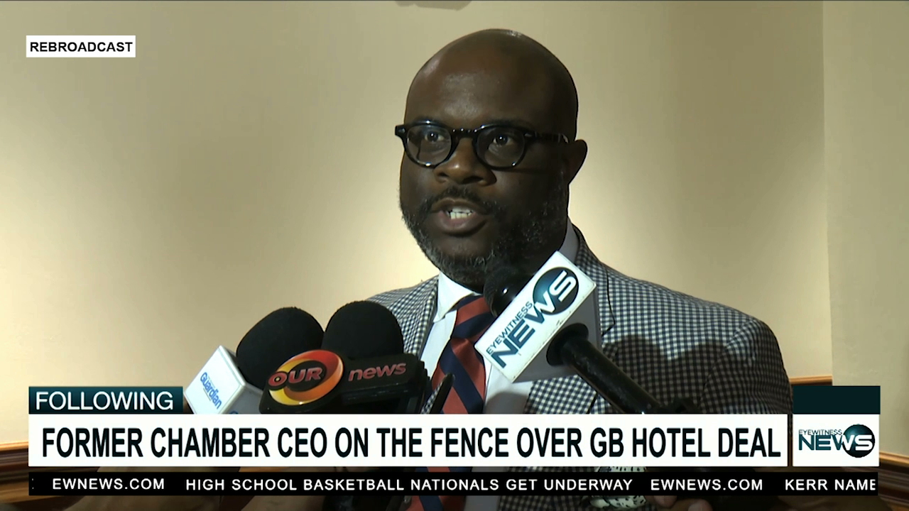 Sumner expresses hope about Grand Lucayan deal