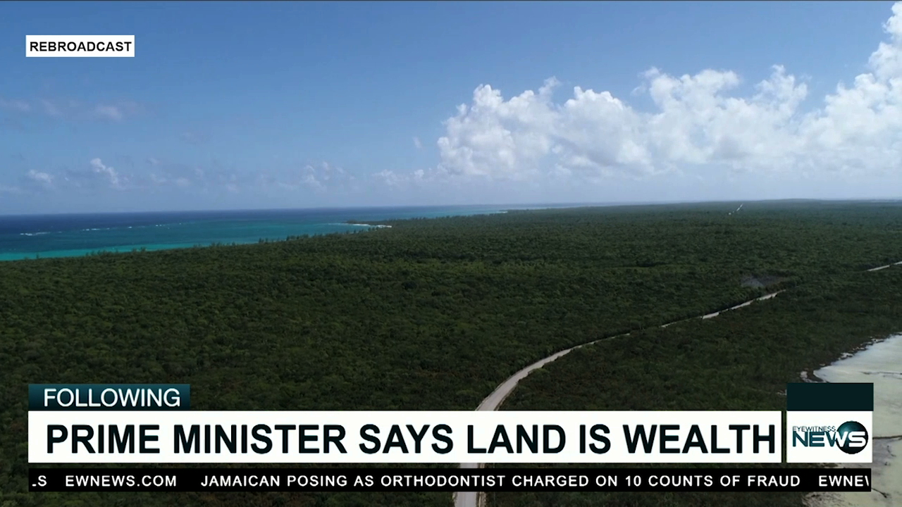 Office of the PM dispels false reports of land grab