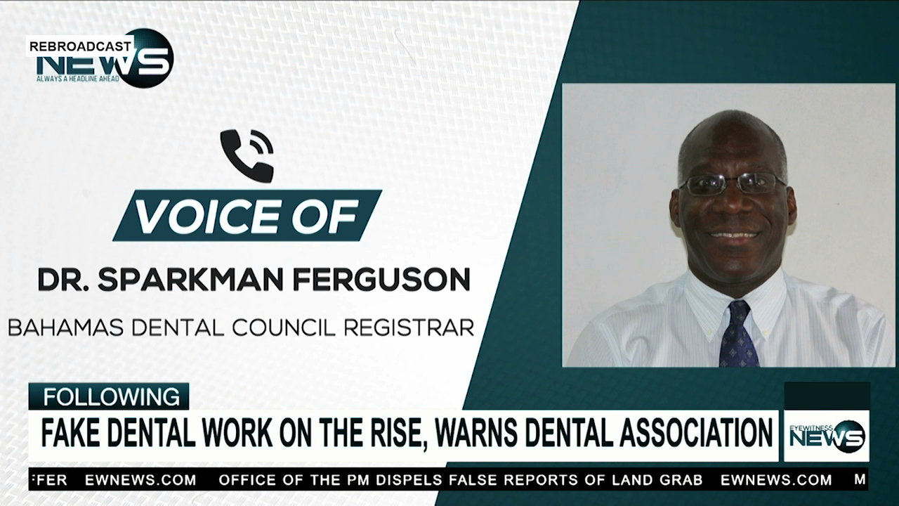 Dr. Ferguson: 10 to 20 cases of 'fake dentists' reported