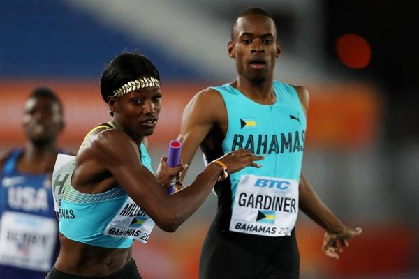 Bahamas sending just one team to IAAF World Relays
