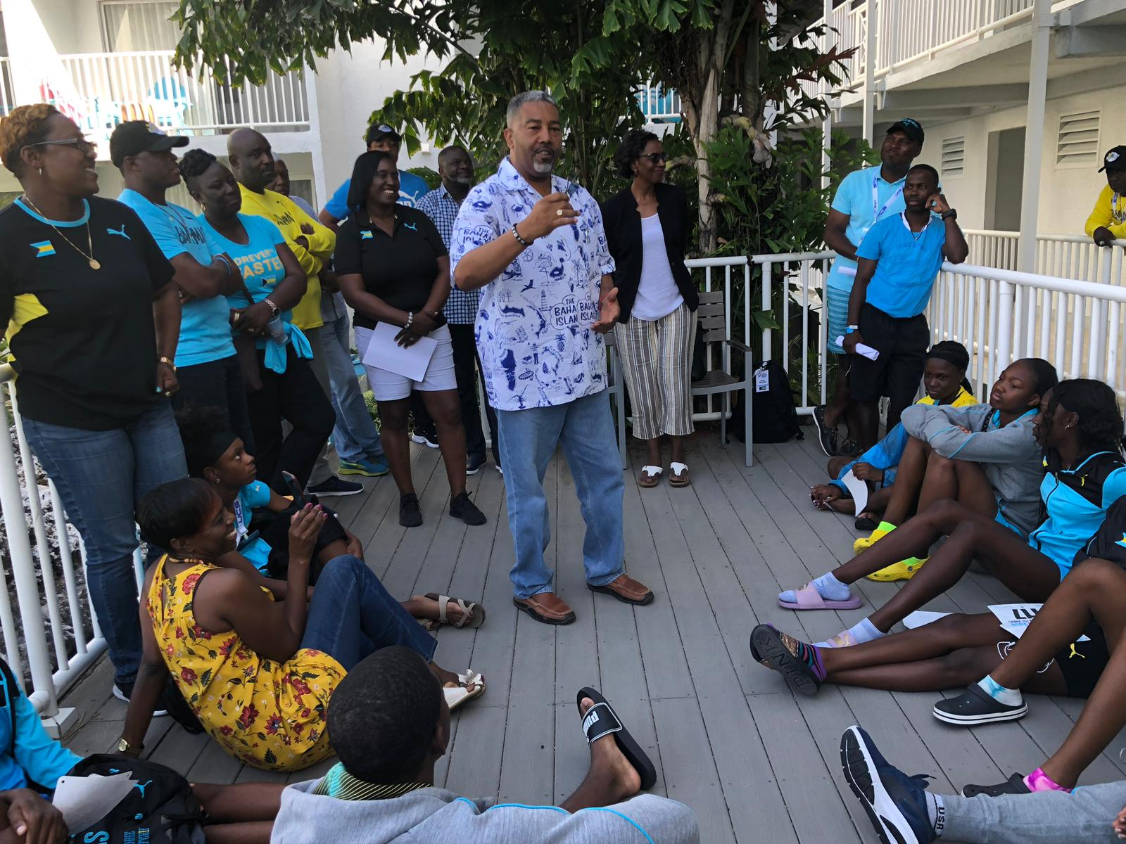 Campbell: Government's commitment to CARIFTA team is an investment