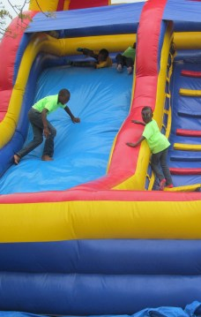 Child Protection Committee Hosts Children To Fun Day Eyewitness News