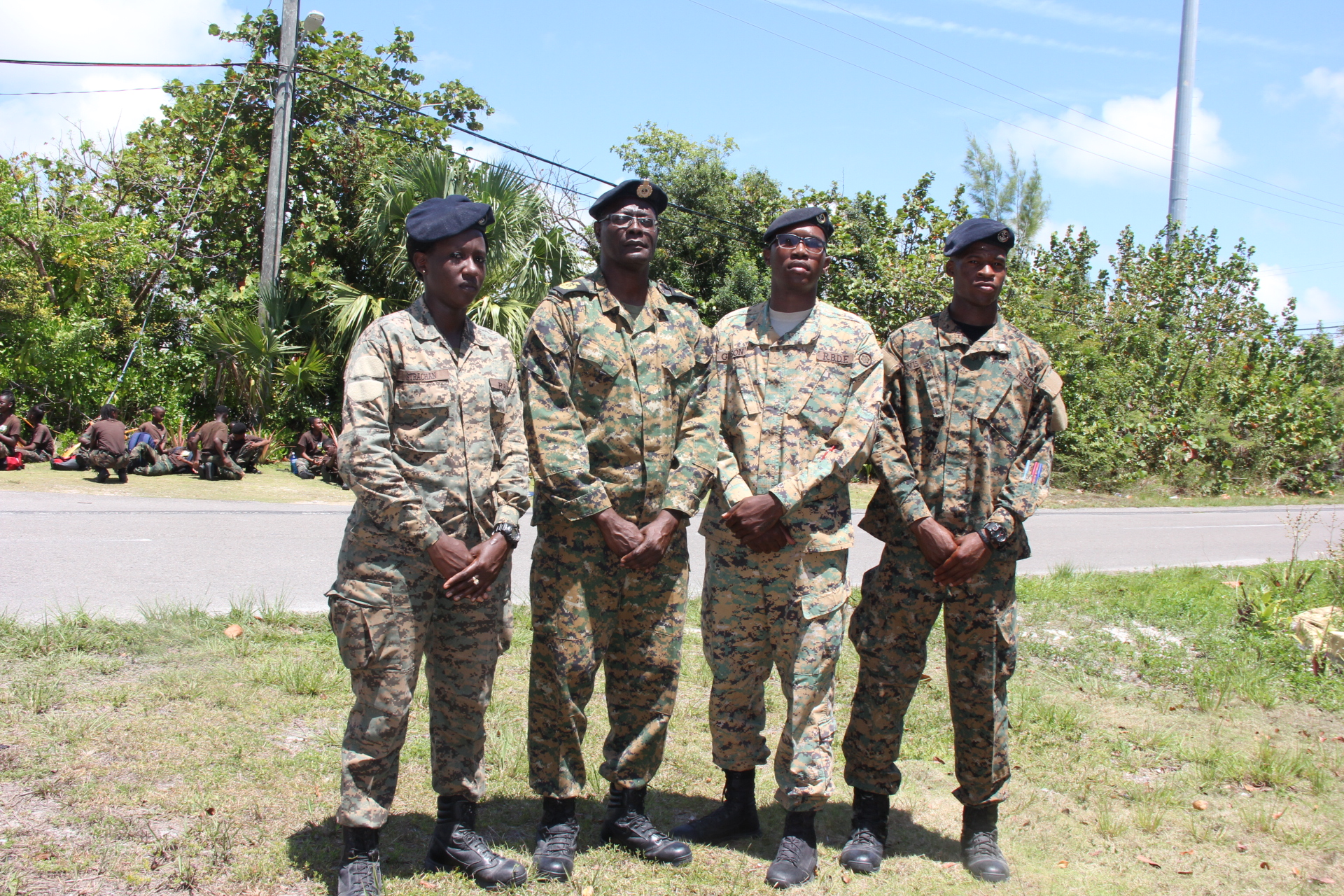 RBDF Rangers Instructors intervene to prevent suicide attempt