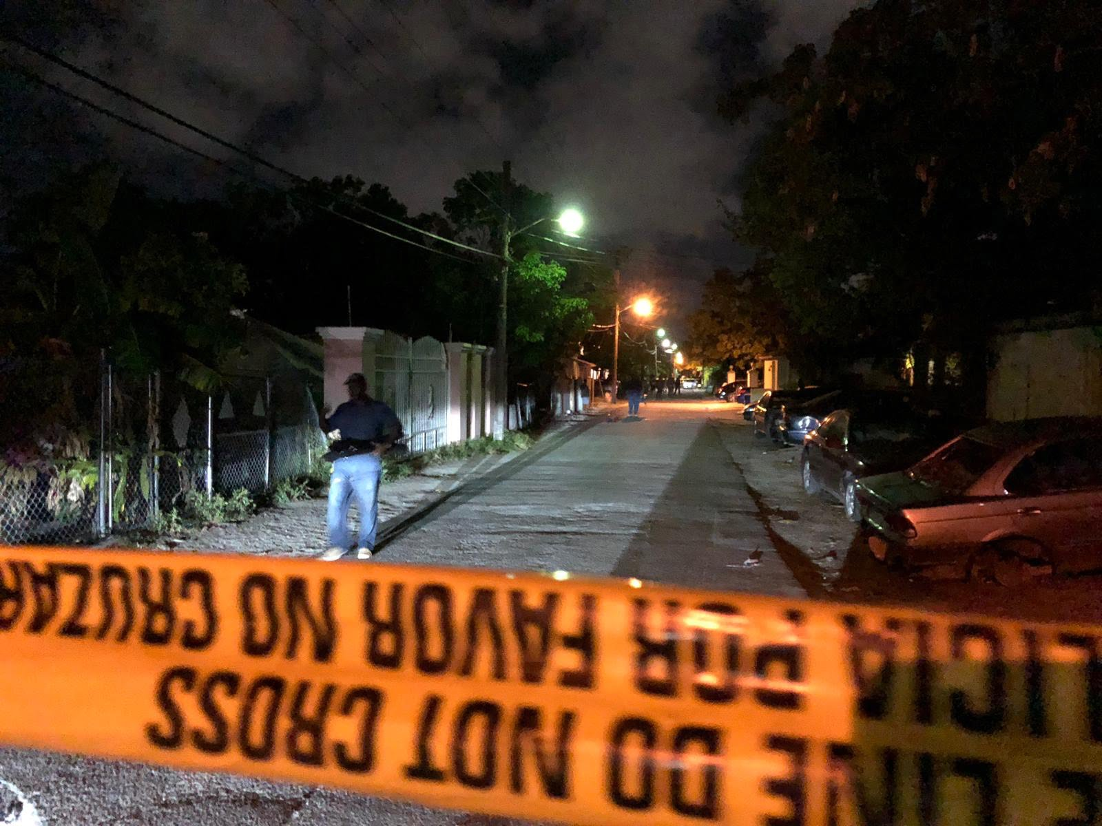 One man dead and four seriously injured in late night shooting