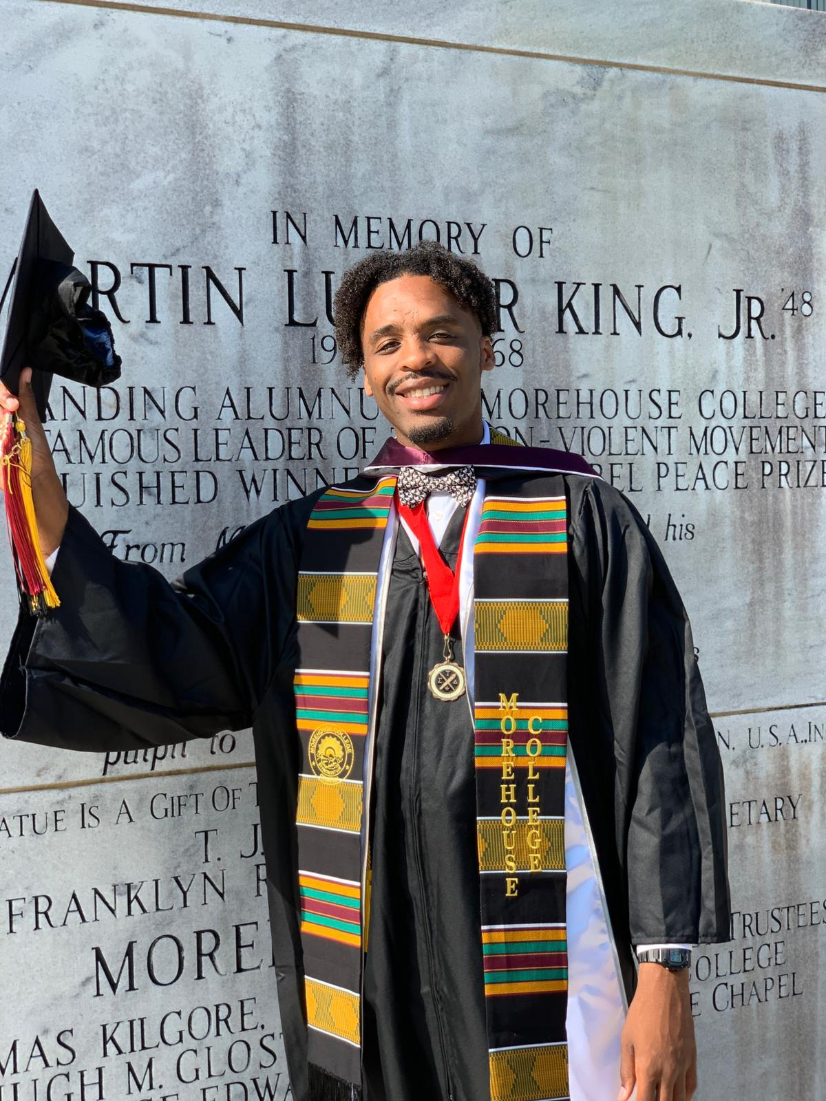 Debt of Bahamian graduate of Morehouse College to be paid off