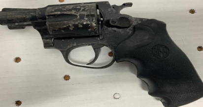 Police-involved shooting reported, firearm recovered