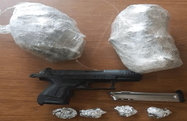 Police recover drugs and ammo; two in custody