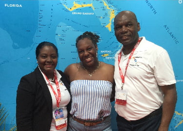 Bahamian student Captain Ernea Miller flying the skies in florida with hopes of returning to The Bahamas – soon