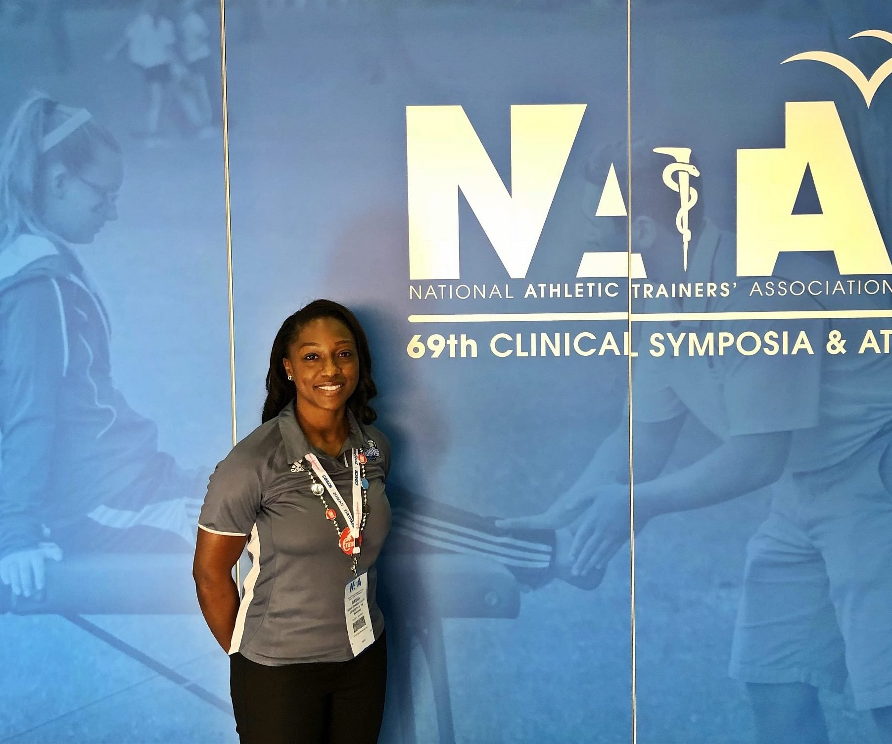 UB athletics trainer certified in modern process of dry needling