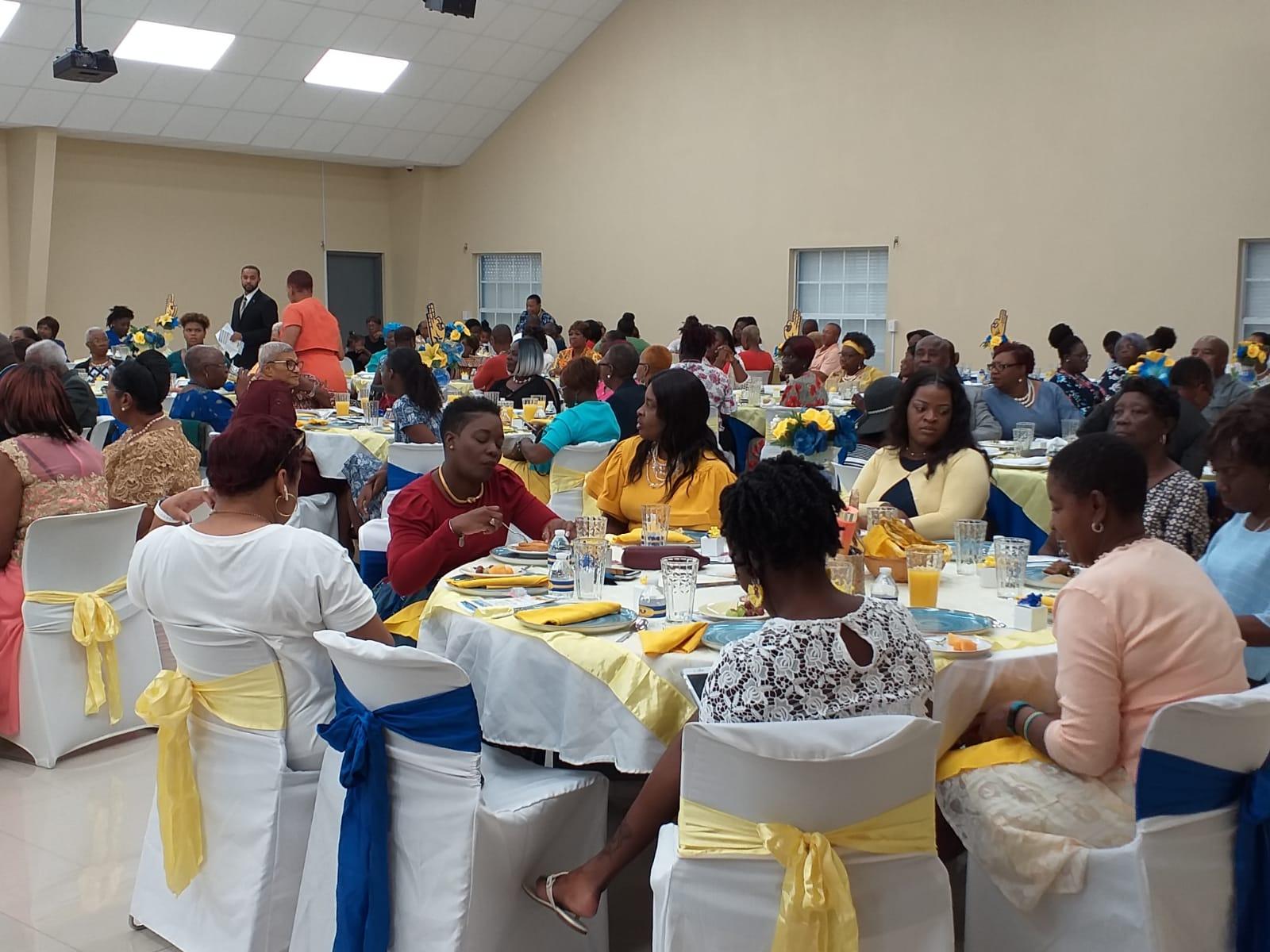 Fox Hill branch of PLP hosts prayer breakfast