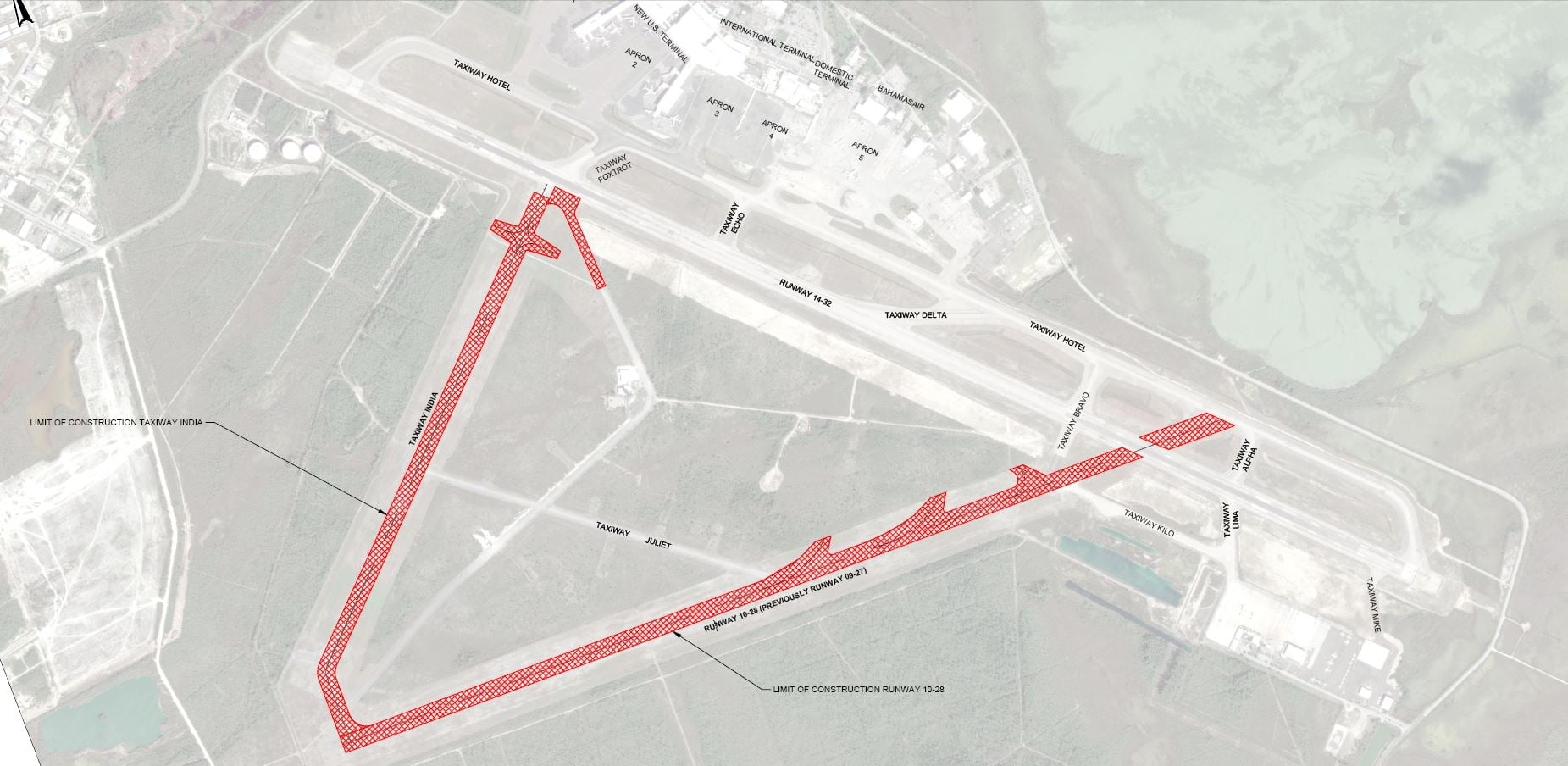 LPIA to begin $20M Runway Rehabilitation Project on June 17