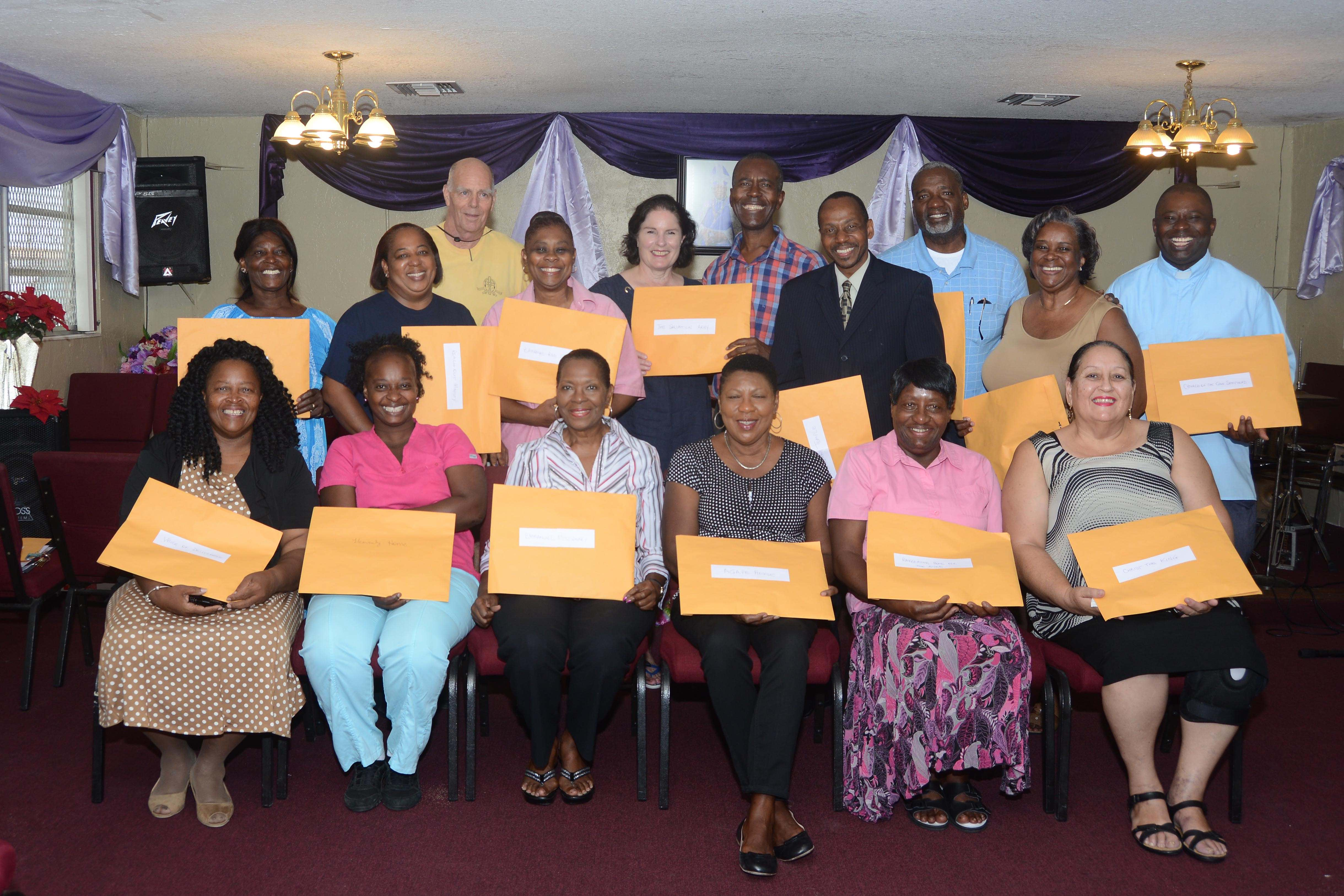 Bahamas Feeding Network continues to support feeding programs on GB