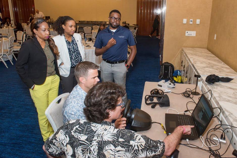 NAD & Vantage Airport Group host successful operations workshop in Nassau