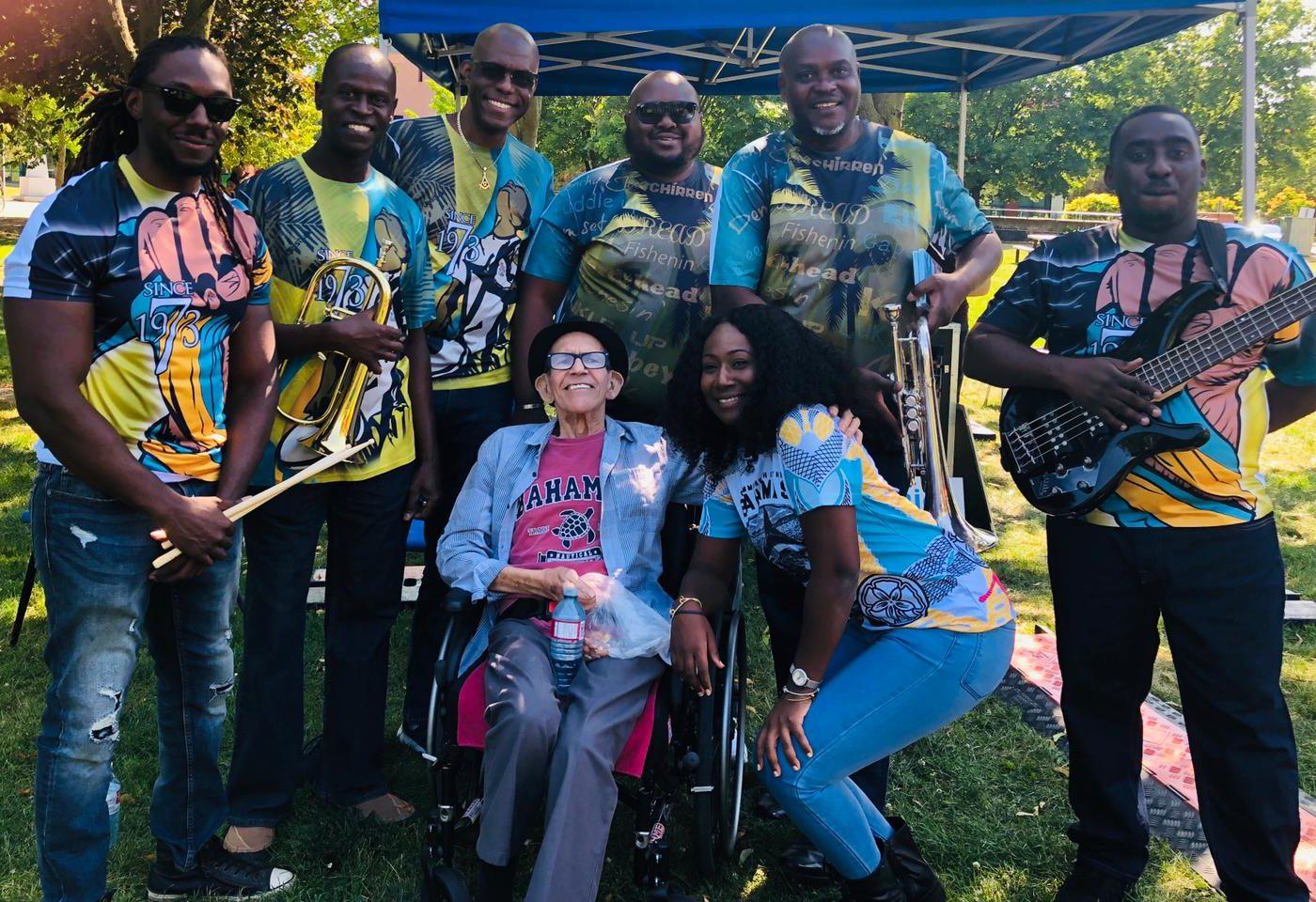 An Eric Minns Celebration, A Real Bahamian Experience