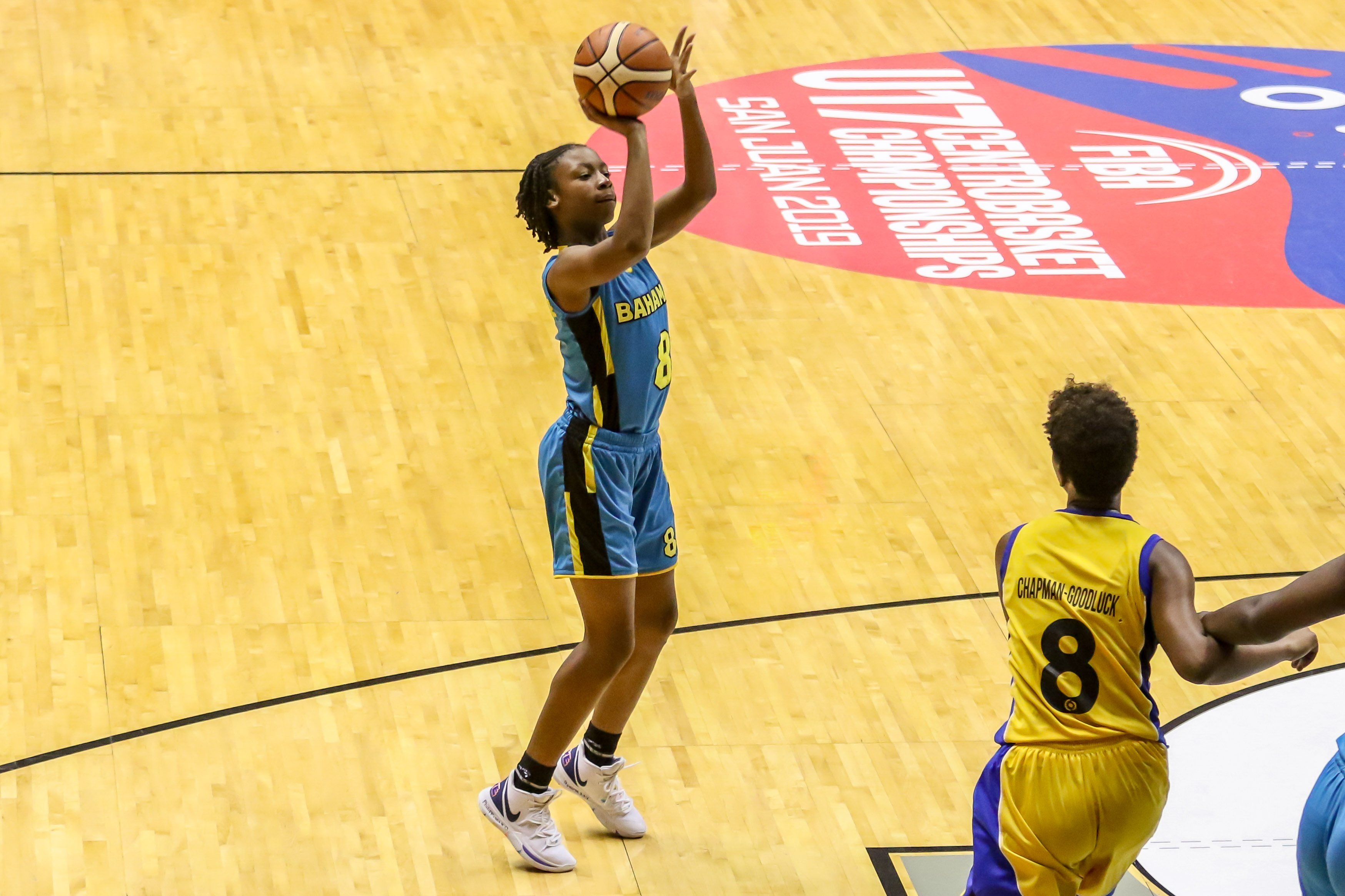 Girls pick up second win in Puerto Rico