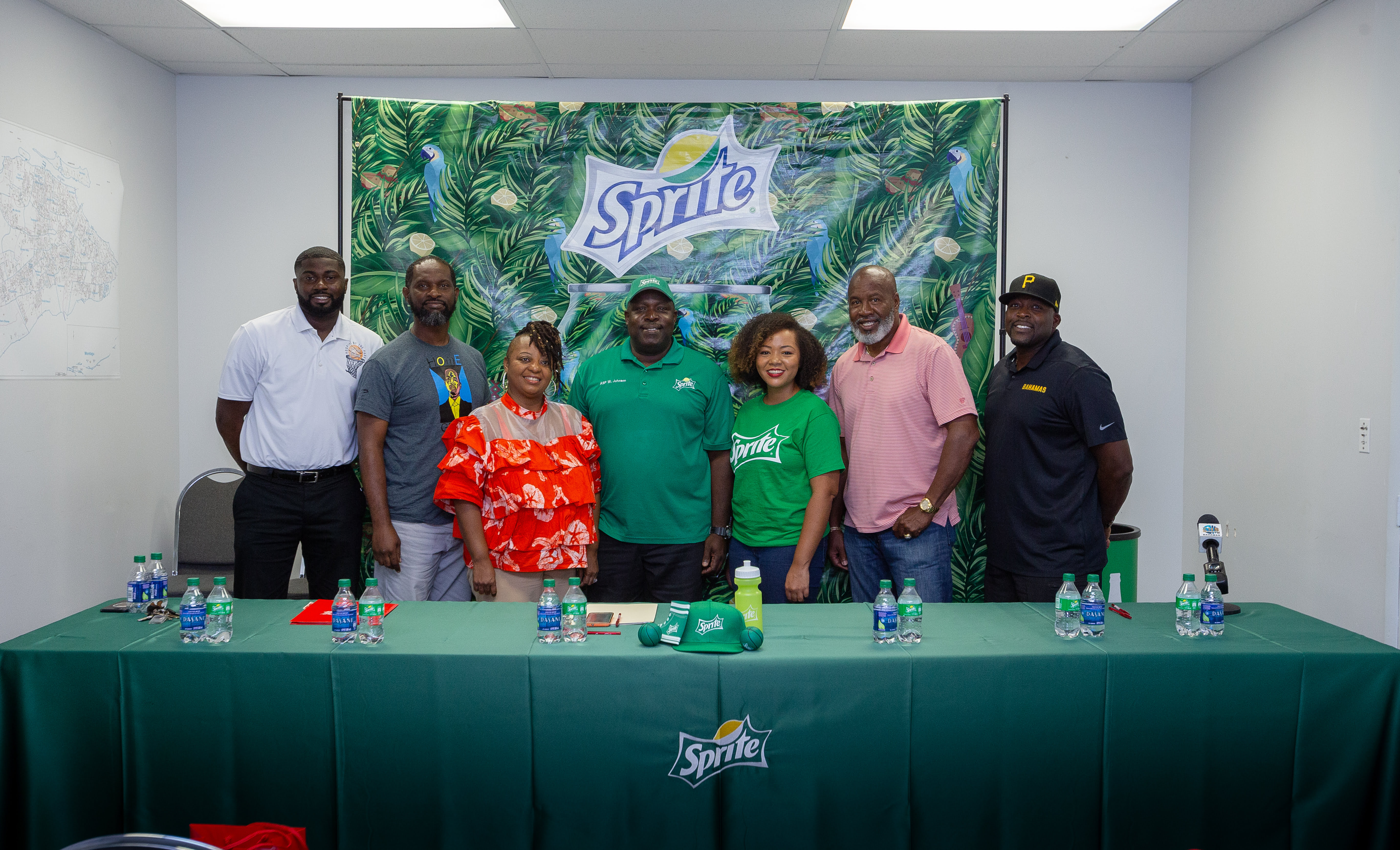 CBC Wraps Up Sprite Summer of Basketball With Hooping By The Park Sponsorship