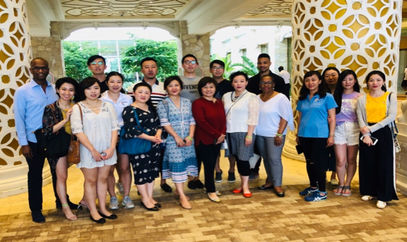 Tourism and Air Canada host fam trip for top Chinese travel agents