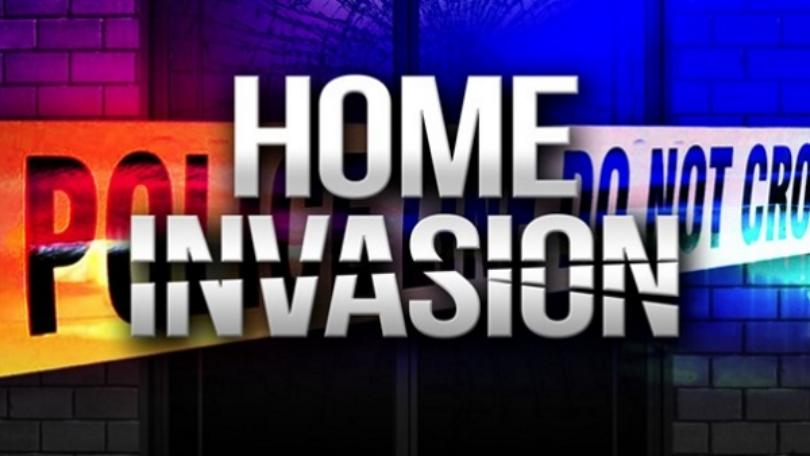 Authorities probing home invasion