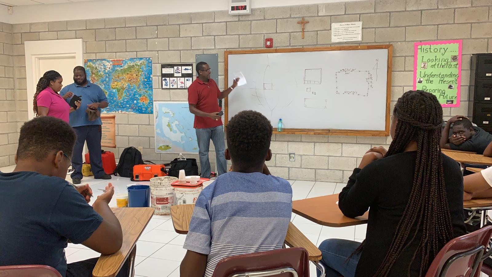 THE BAHAMAS ENGINEERING AND TECHNOLOGY ADVANCEMENT CAMP – BETAC 2019 COMES TO AN END