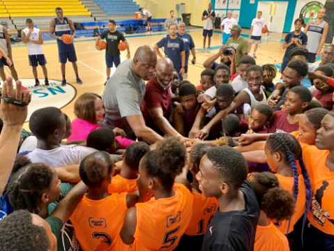 Patrick Ewing U S Charge Bowers Dare Bahamian Youth To Dream Big