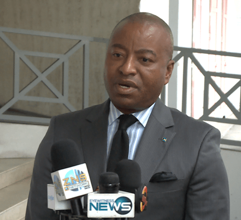 Henfield has received no info. of recalls from Haitian embassy