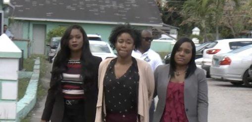 Alleged child abductor returns to court