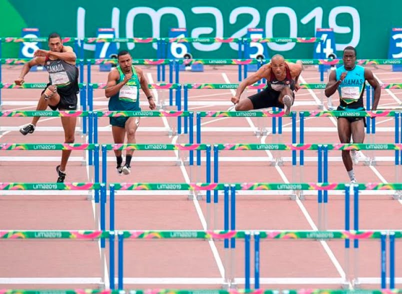 Bahamians miss out on medals at Pan Am Games