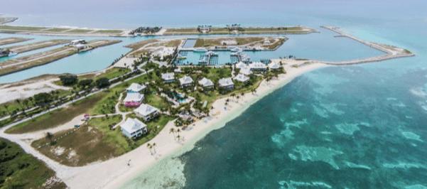 Old Bahama Bay reopens marina