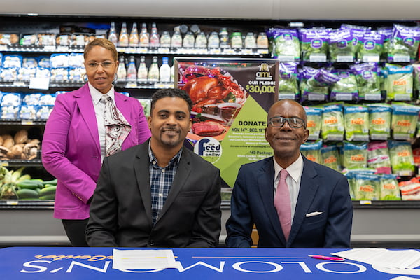 'Feed 5000 Families' initiative to raise $150K for annual holiday giveback