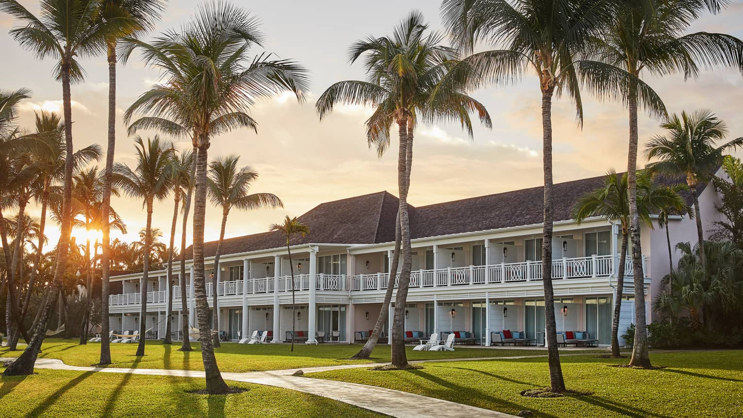 Four Seasons Ocean Club confirms support for staff in payroll transition