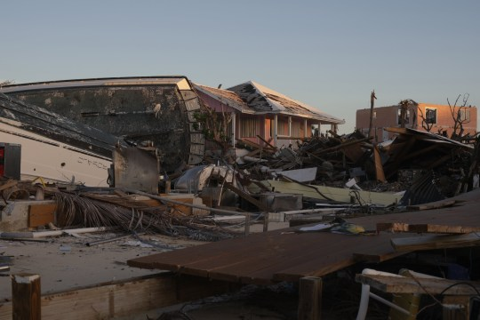 90 percent of debris on Abaco cleared, but cays still a challenge