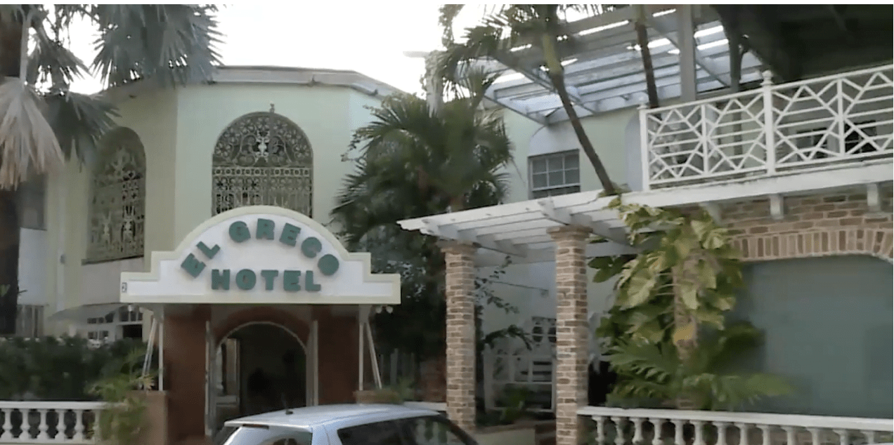 'From one storm to the next', Abaco evacuees evicted from El Greco Beach Hotel shelter