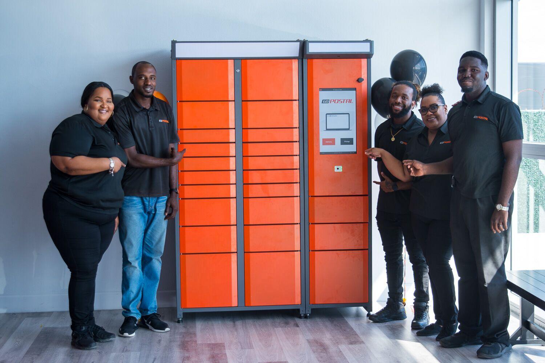 Go Postal brings self-serve lockers to the capital