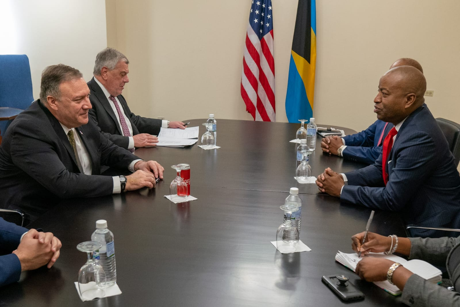 Jamaica roundtable talks staged to deepen U.S.-Caribbean ties