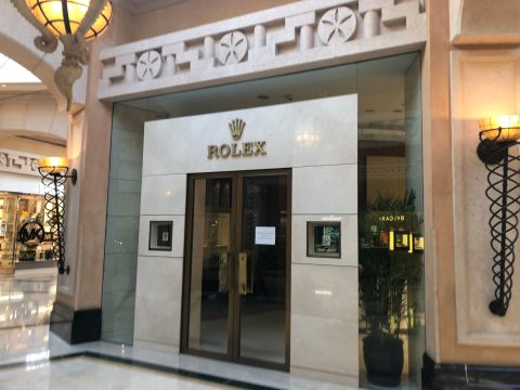 D'Aguilar: Criminals targeting high-end jewelry stores