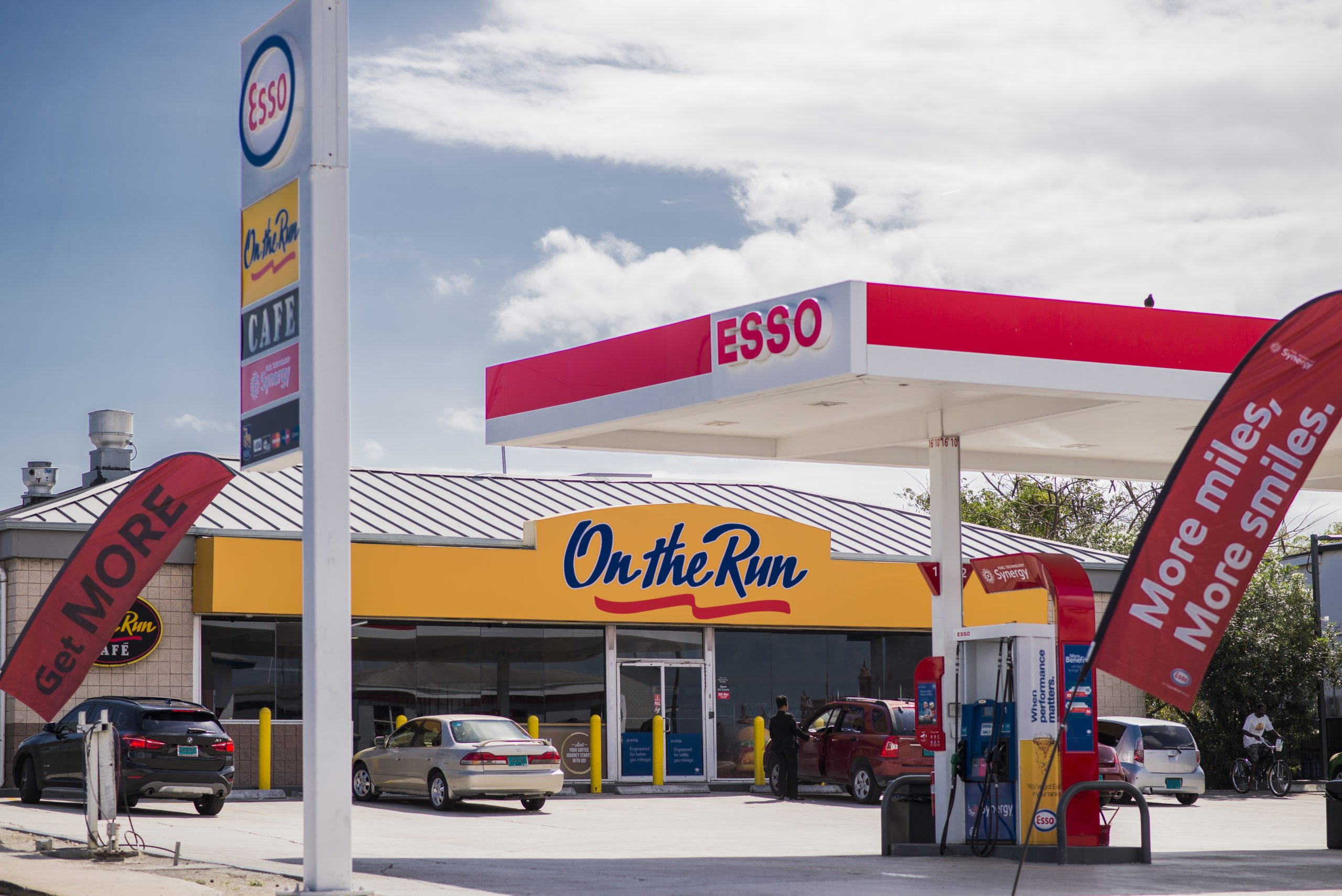 Gas station times extended to 5pm, more businesses exempted