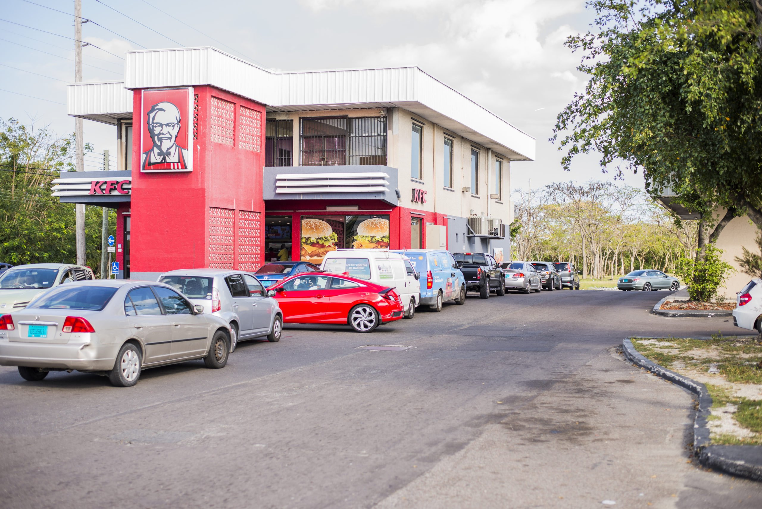 "KFC Nassau commits to full Christmas bonus for staff despite ""major"" revenue hit"
