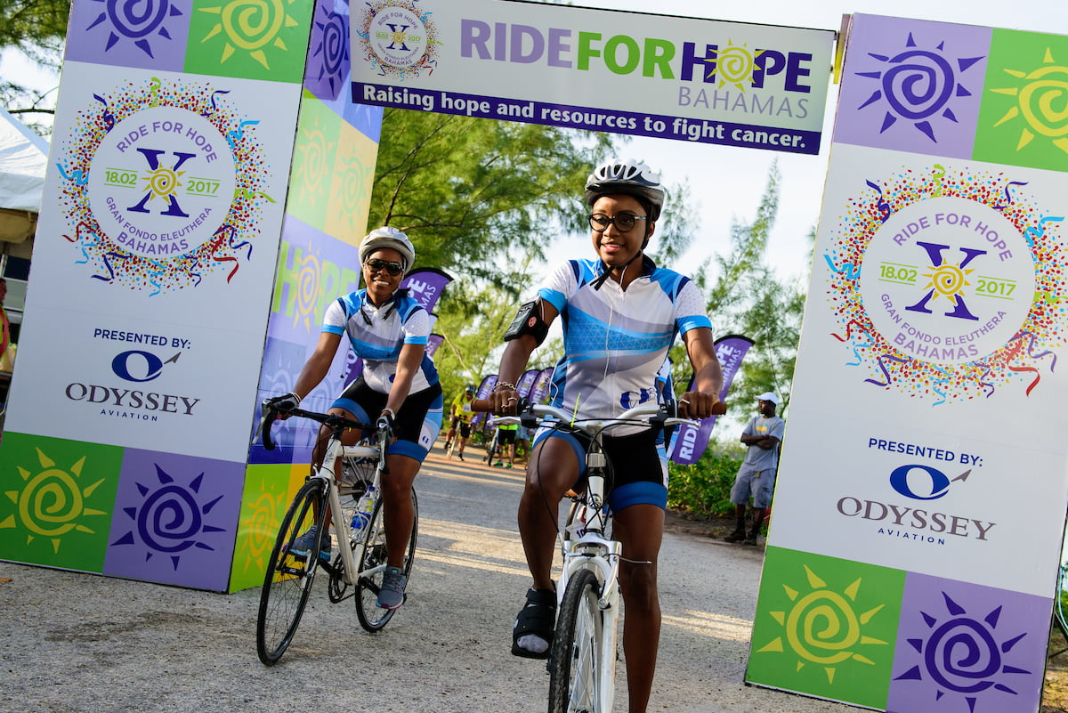 RUBiS Commits $30k to Ride for Hope