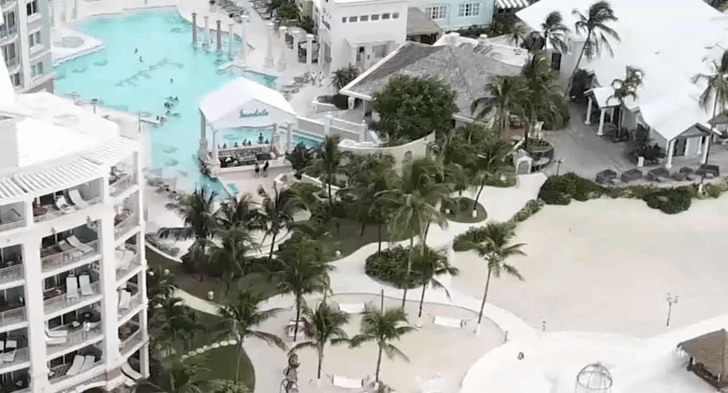 Sandals eyes July 1 for reopening