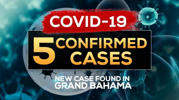 ONE MORE: New COVID-19 case found in Grand Bahama