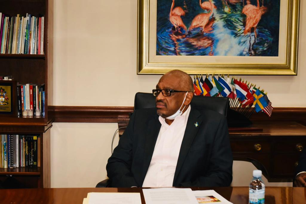 PM takes part in emergency CARICOM COVID-19 meeting
